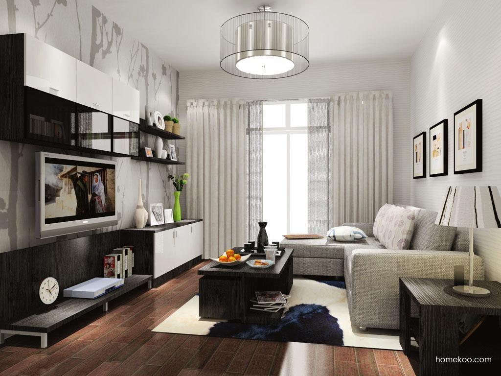 新实用主义客厅家具D9152