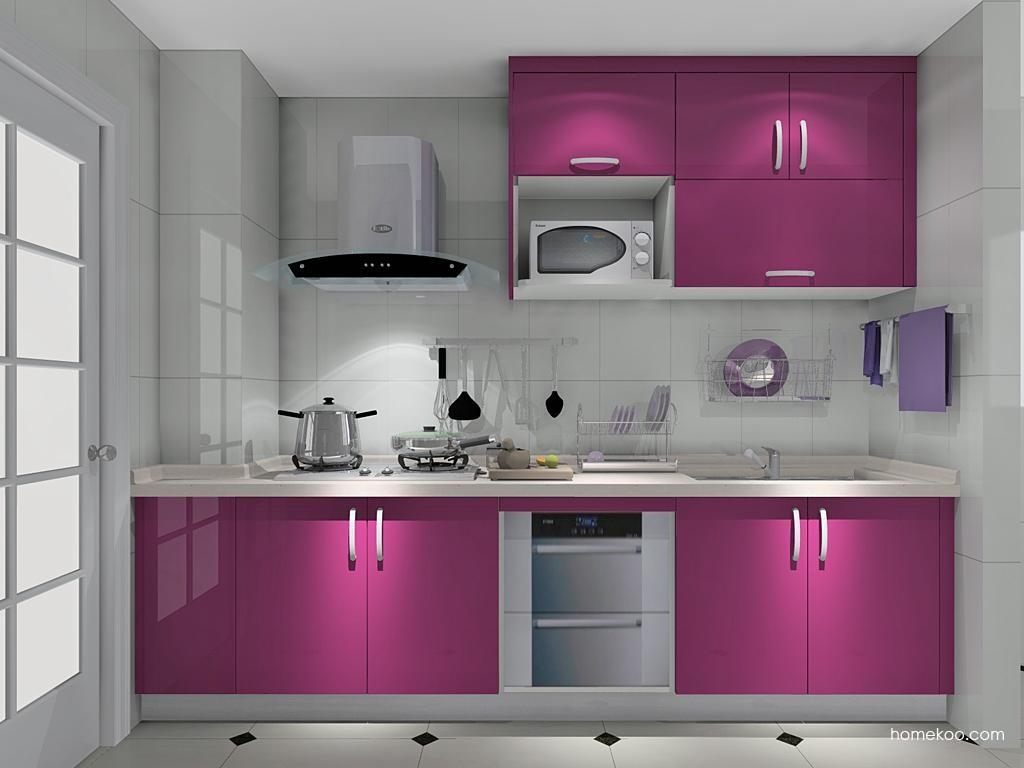 紫晶魅影橱柜F11056