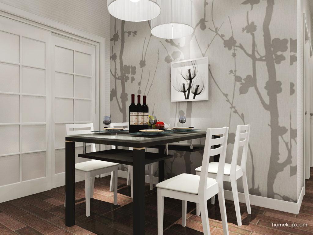 新实用主义餐厅家具E9175