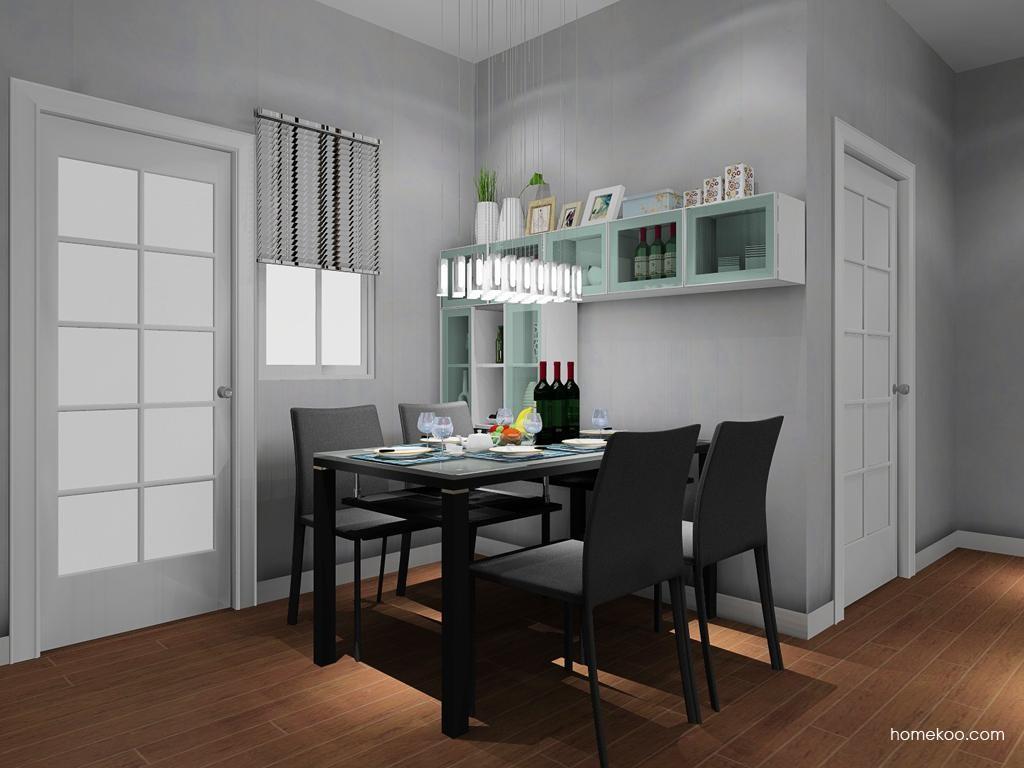 简约主义餐厅家具E9164