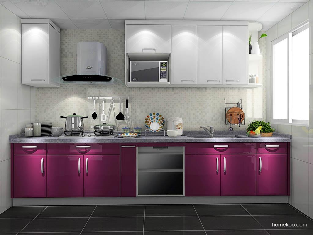 紫晶魅影橱柜F11341