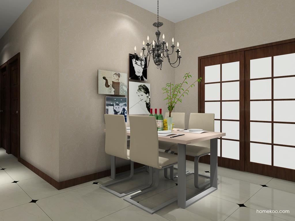 北欧阳光餐厅家具E9190