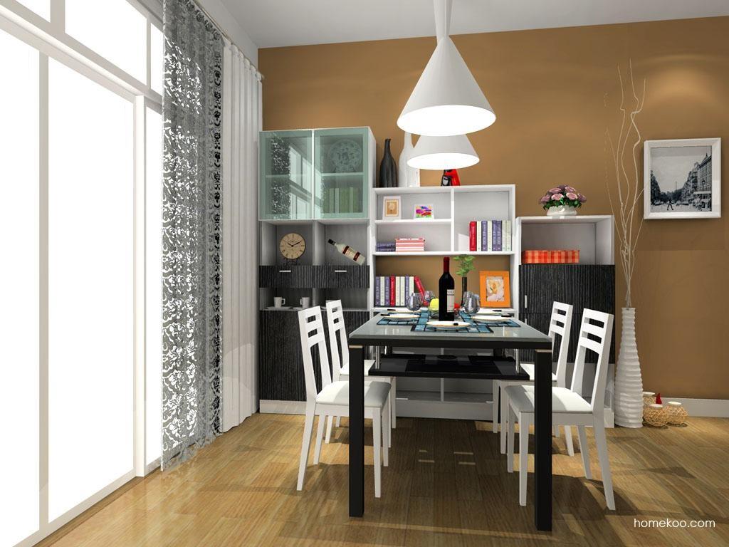 简约主义餐厅家具E9204