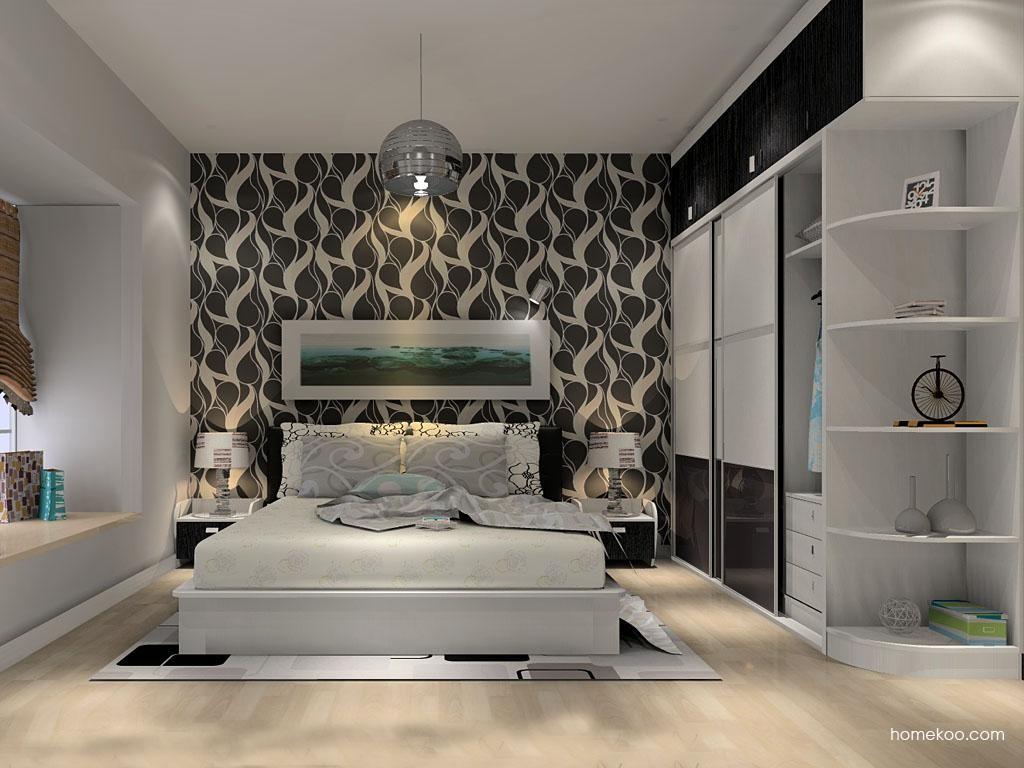 简约主义卧房家具A12182