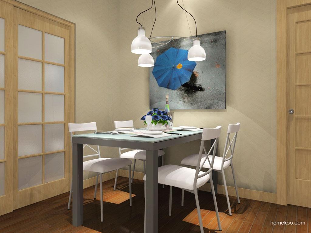 新实用主义餐厅家具E9194