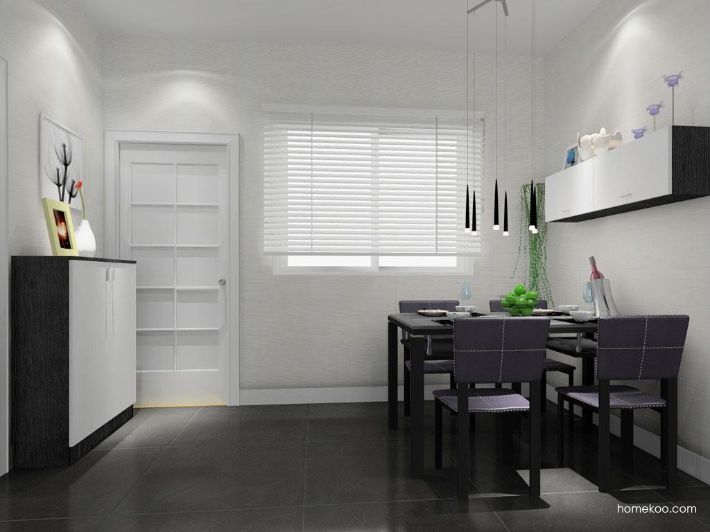 简约主义餐厅家具E9233