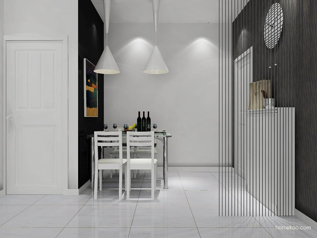 新实用主义餐厅家具E9207
