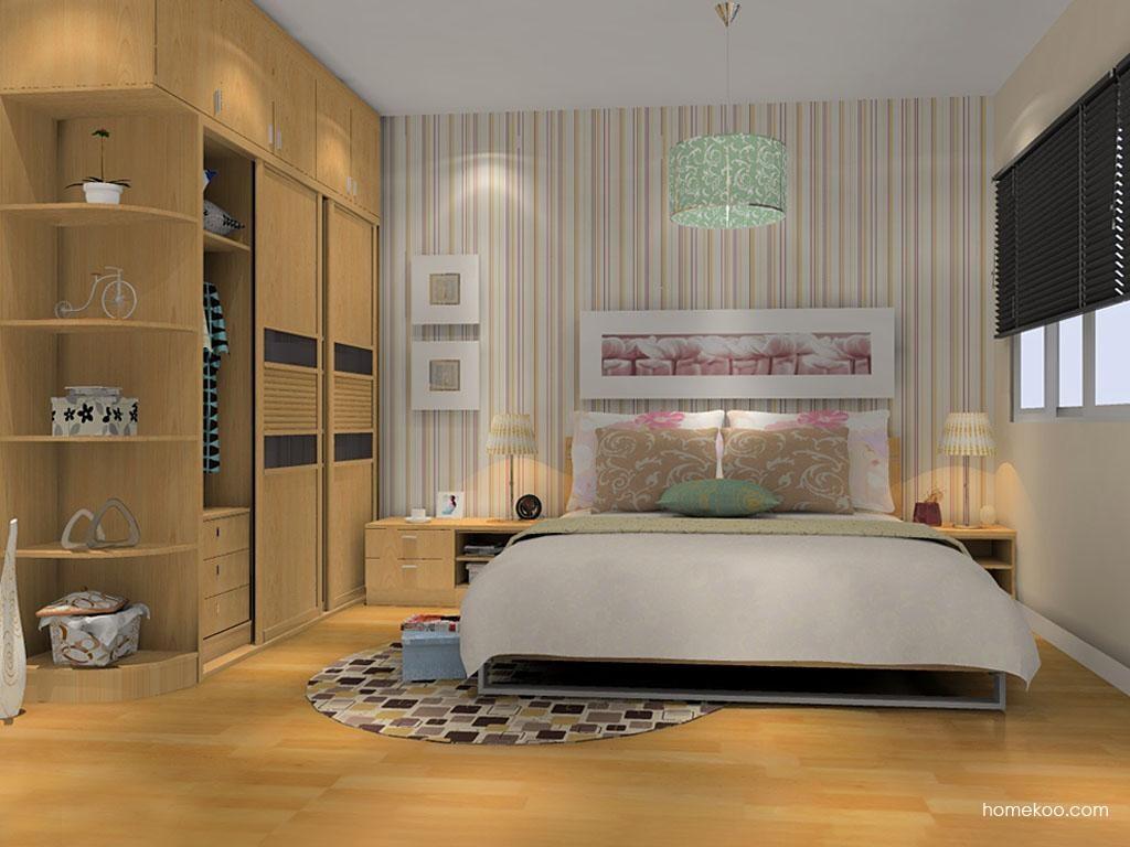 新实用主义卧房家具A12296