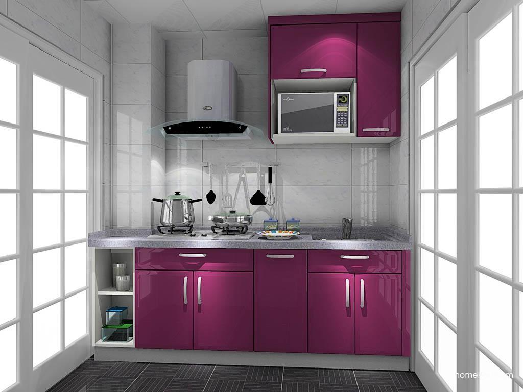 紫晶魅影橱柜F11709