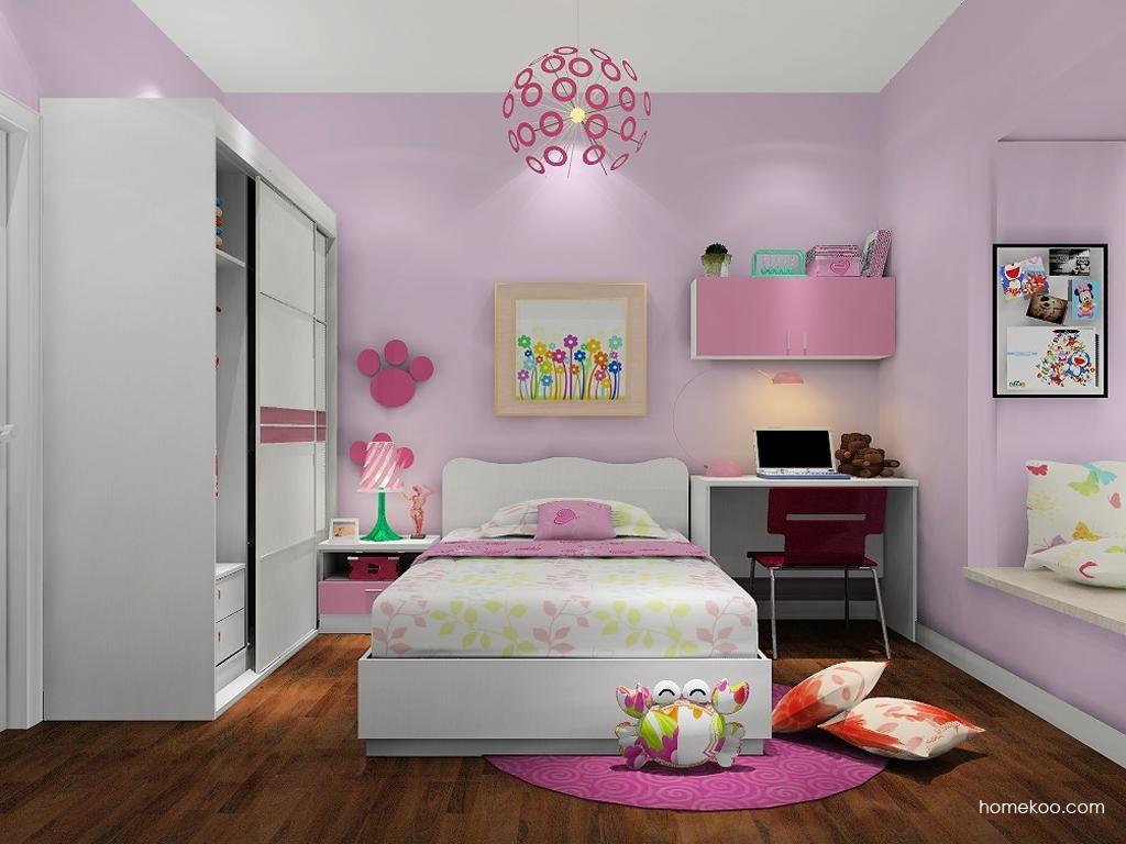 女孩的梦青少年房B11276