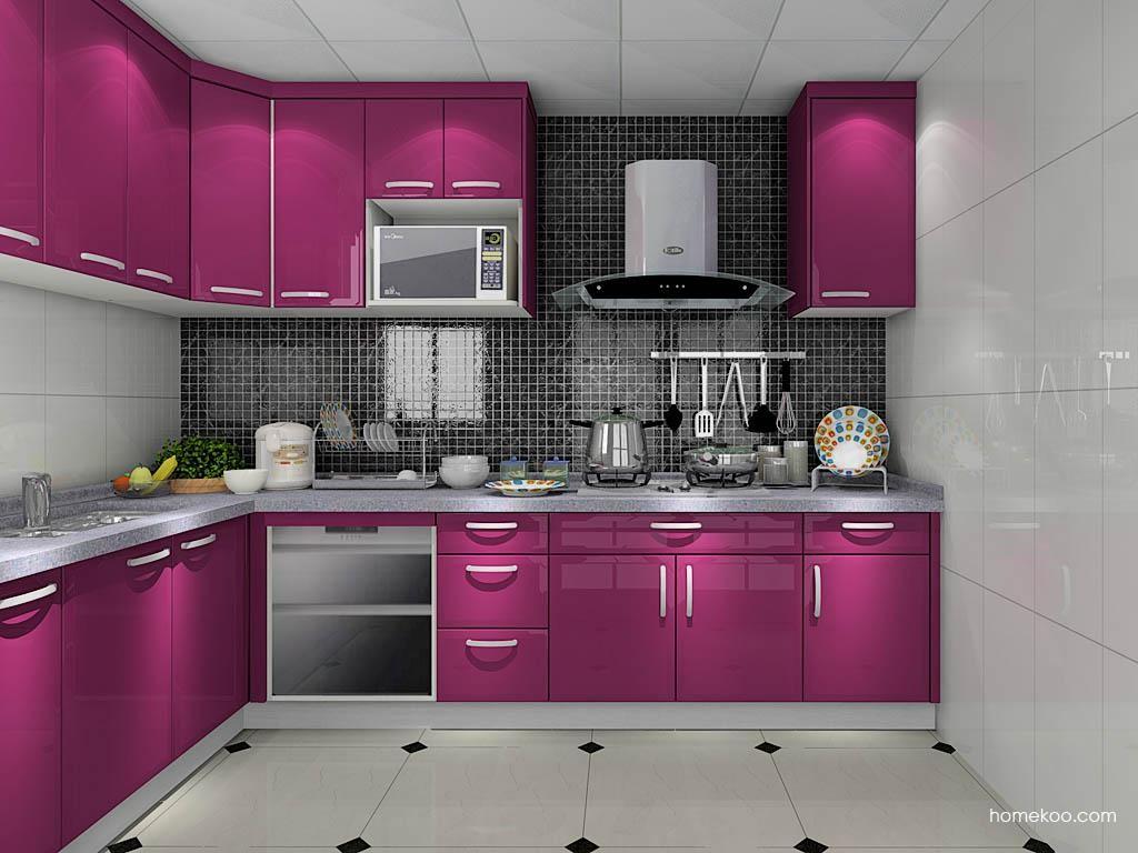 紫晶魅影橱柜F11768