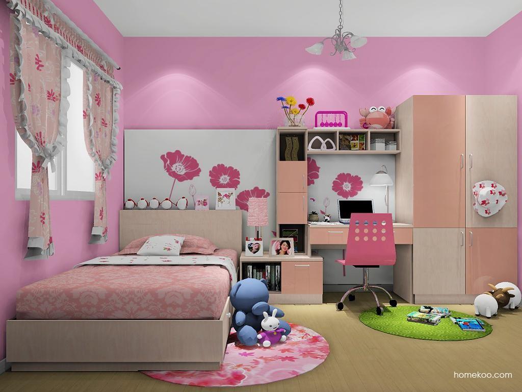女孩的梦青少年房B11282