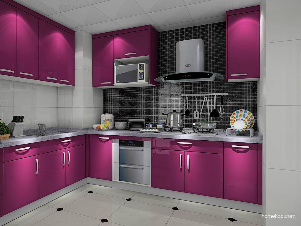 紫晶魅影橱柜F11816
