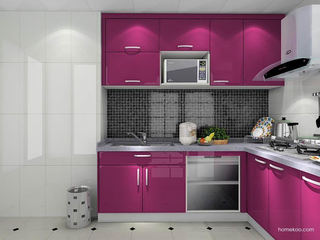 紫晶魅影橱柜F11843