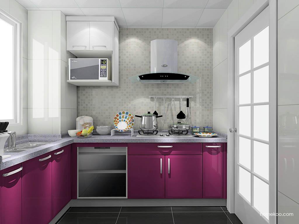 紫晶魅影橱柜F11844