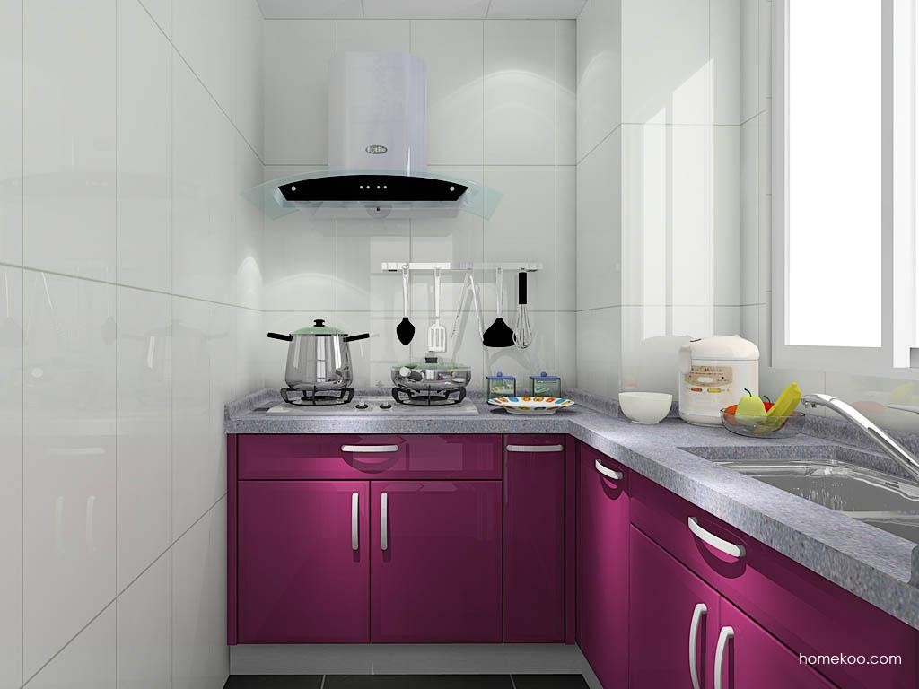 紫晶魅影橱柜F11881
