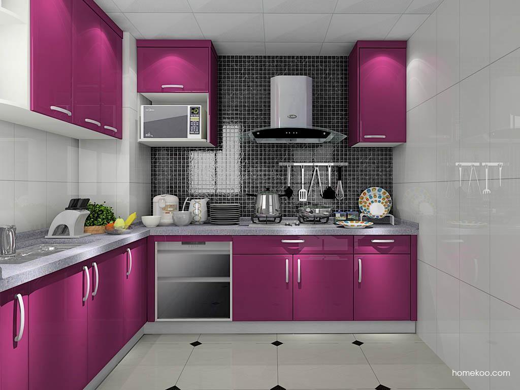 紫晶魅影橱柜F11882