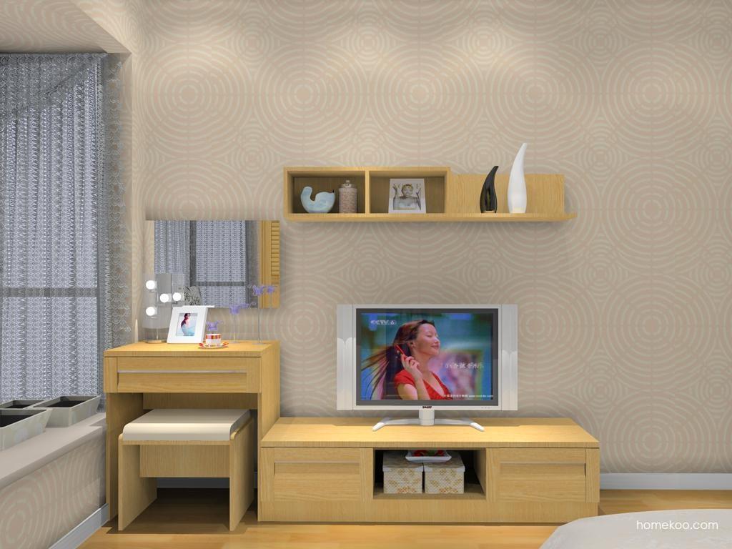 丹麦本色卧房家具A12485
