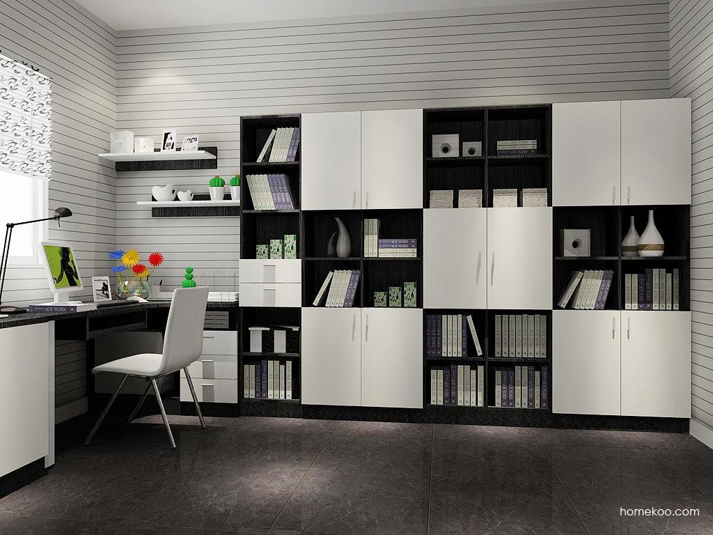 简约主义书房家具C10743