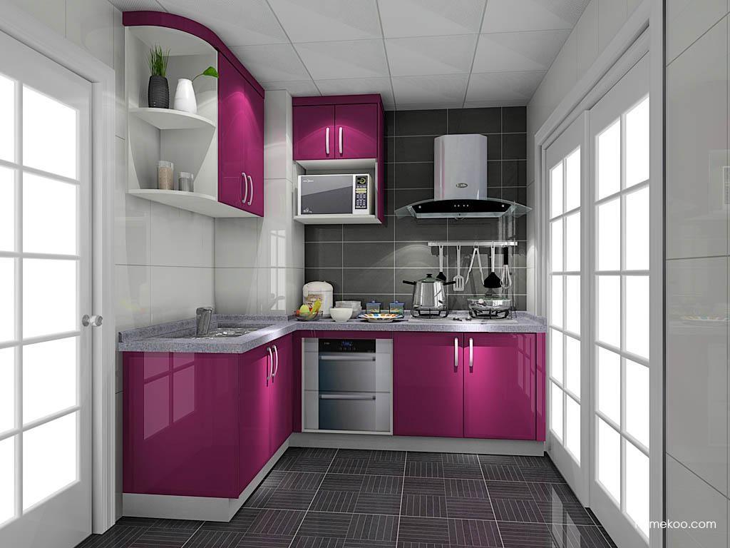 紫晶魅影橱柜F11925