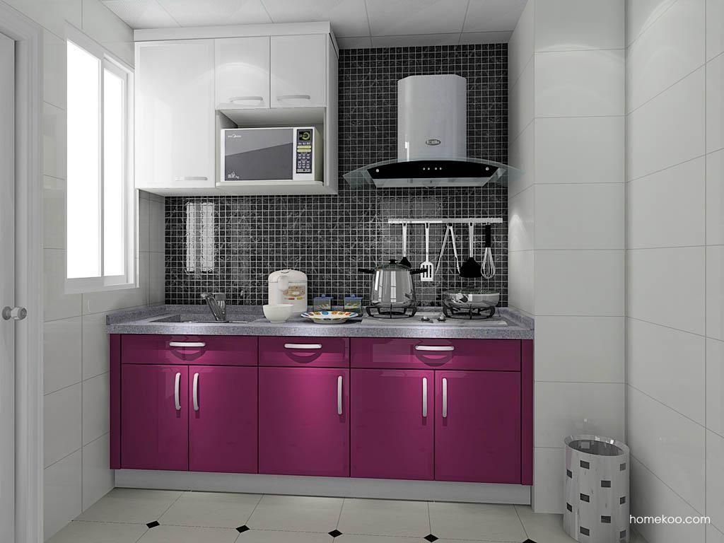 紫晶魅影橱柜F12078