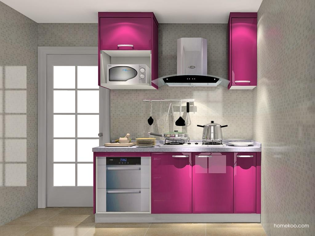 紫晶魅影橱柜F12051