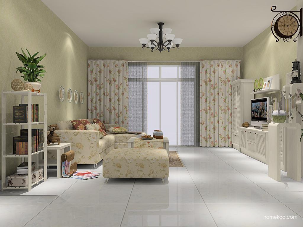英伦印象客厅家具D11442