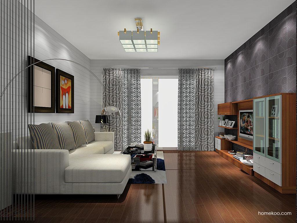 新实用主义客厅家具D11531