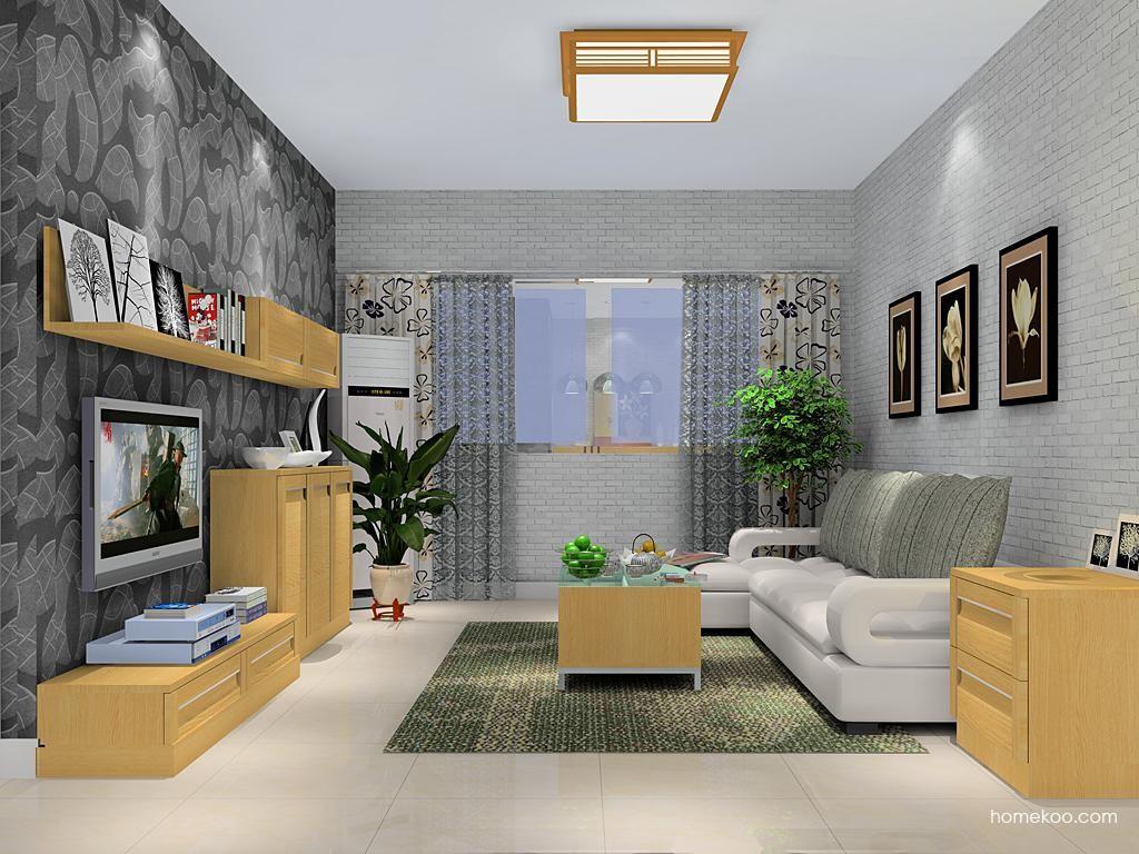 丹麦本色家具D12165