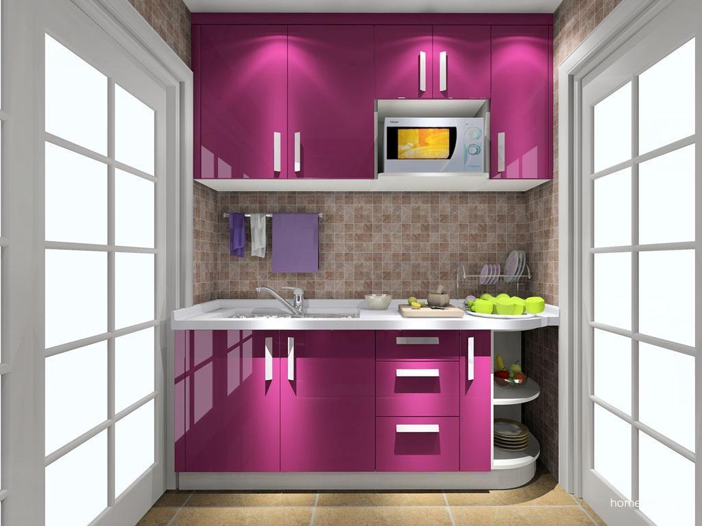紫晶魅影橱柜F12803