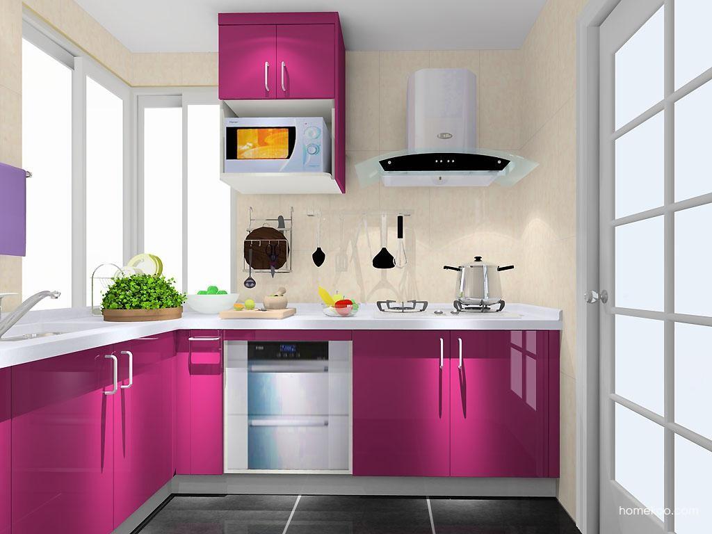 紫晶魅影橱柜F12801
