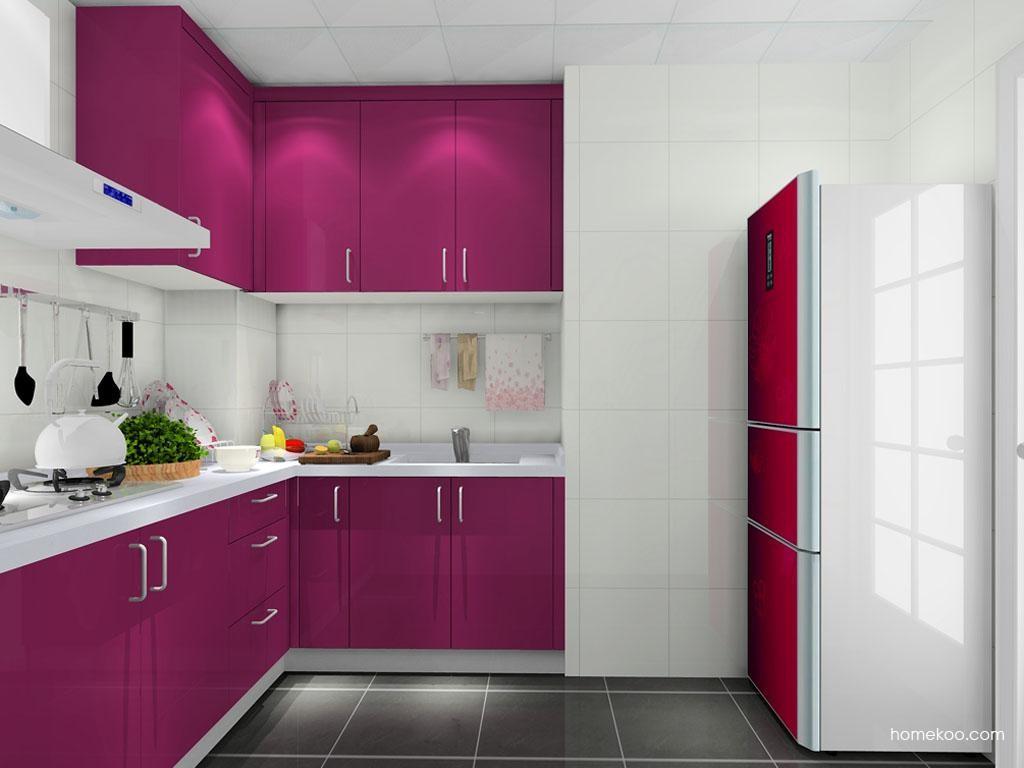 紫晶魅影橱柜F12822