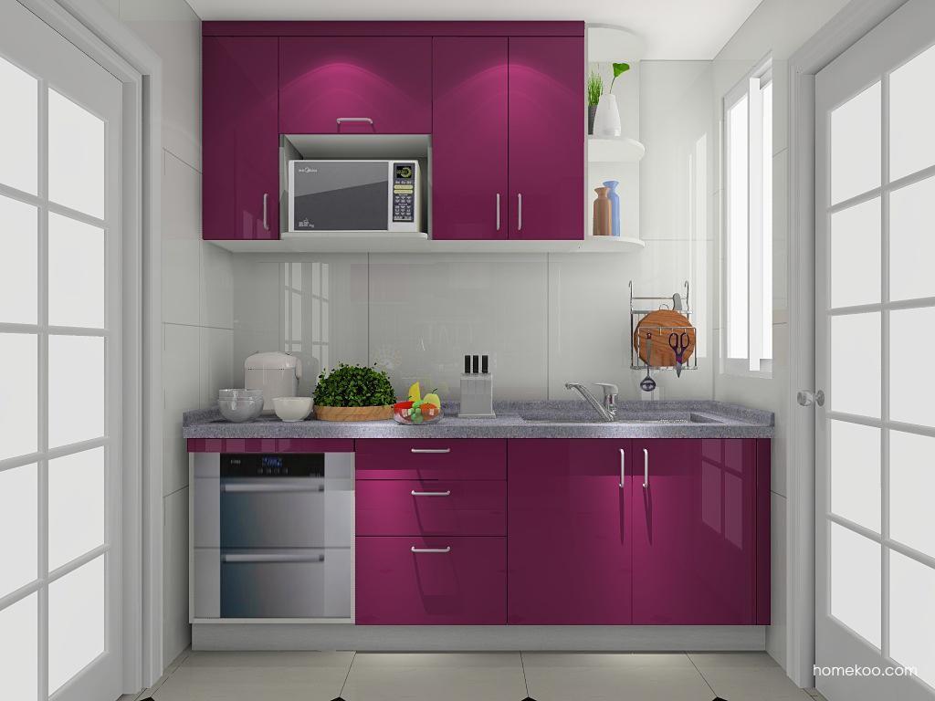 紫晶魅影橱柜F12882