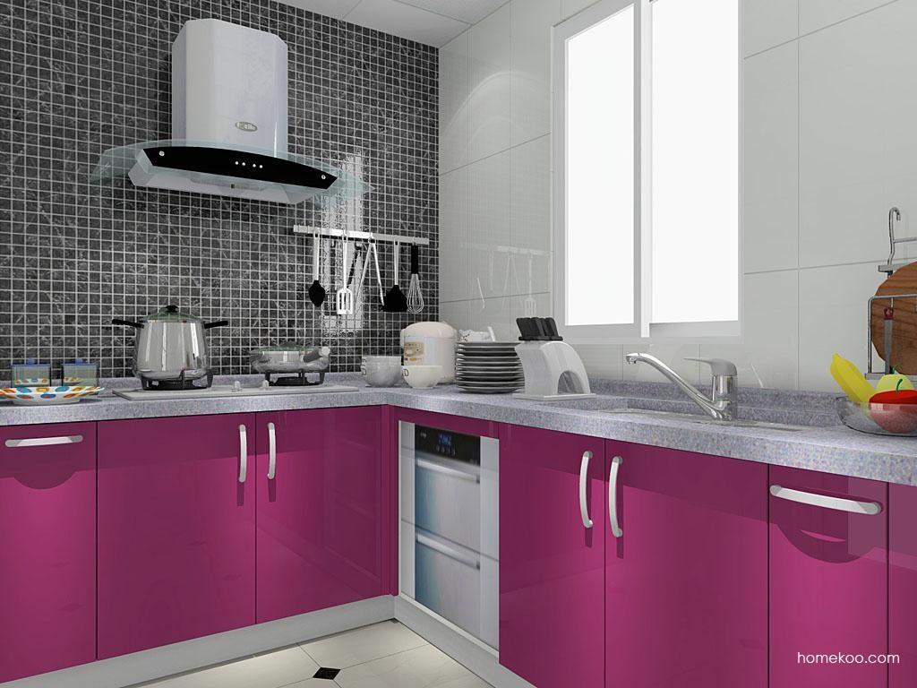 紫晶魅影橱柜F12859