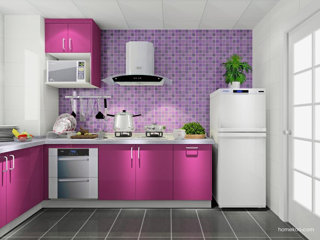 紫晶魅影橱柜F12892