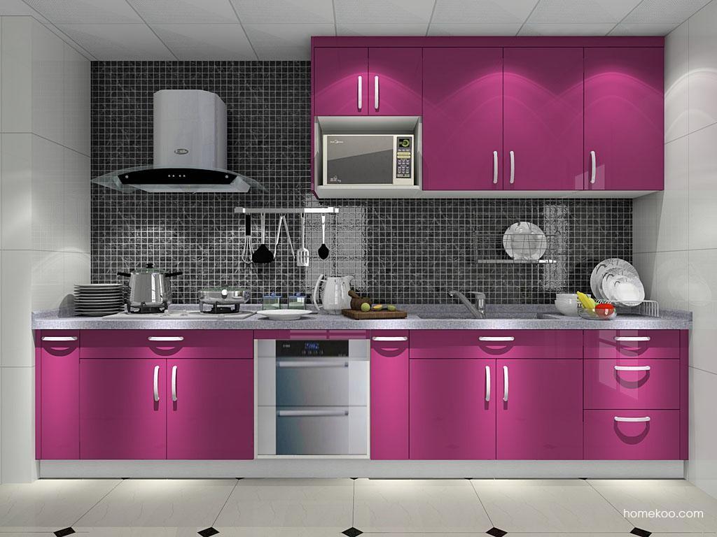 紫晶魅影橱柜F12898
