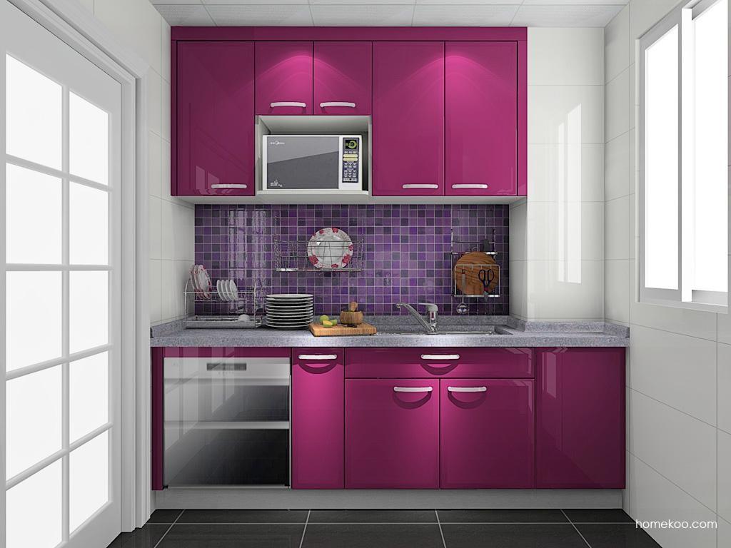 紫晶魅影橱柜F12904