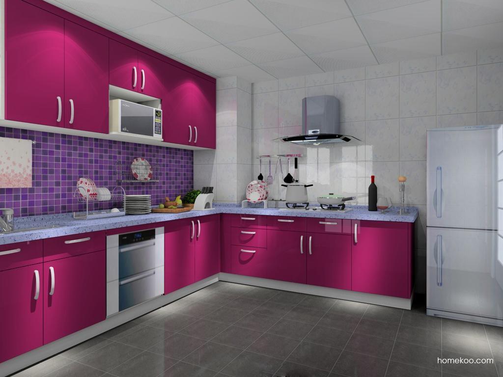 紫晶魅影橱柜F12914