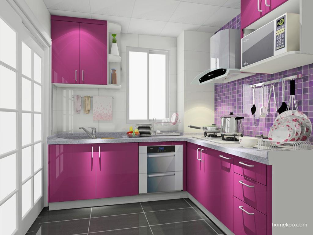 紫晶魅影橱柜F12923