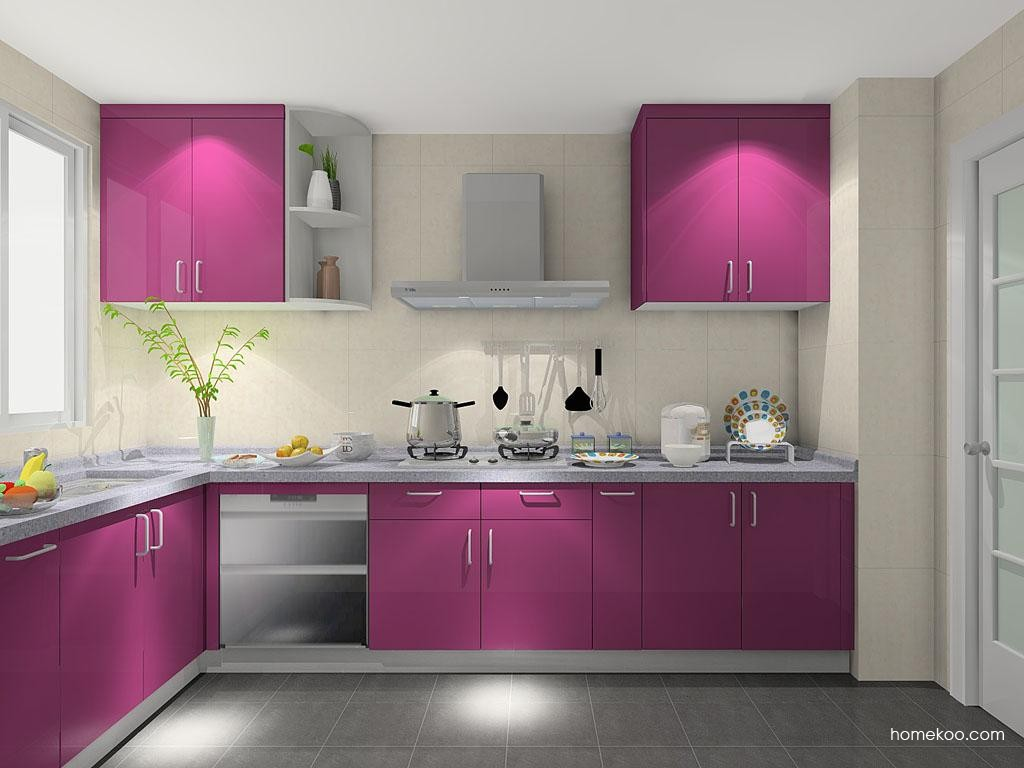 紫晶魅影橱柜F12920