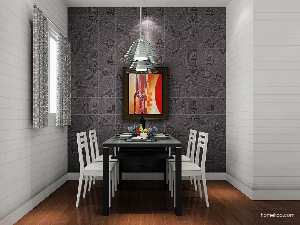 新实用主义餐厅家具E10731