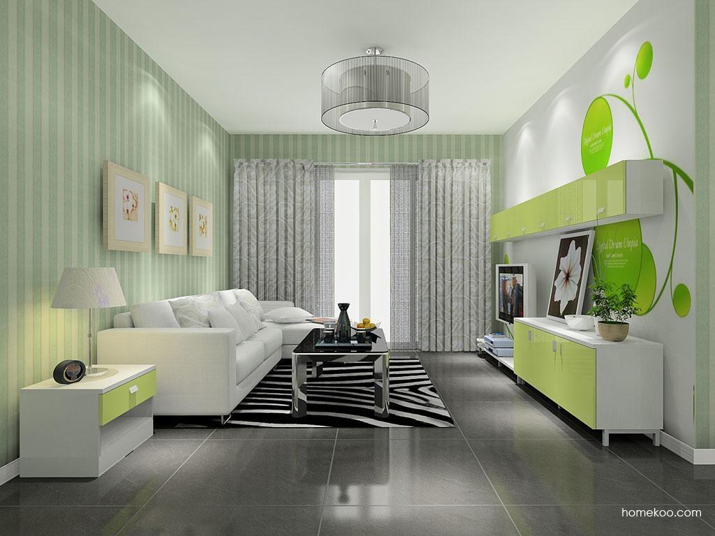 浪漫主义客厅家具D13721