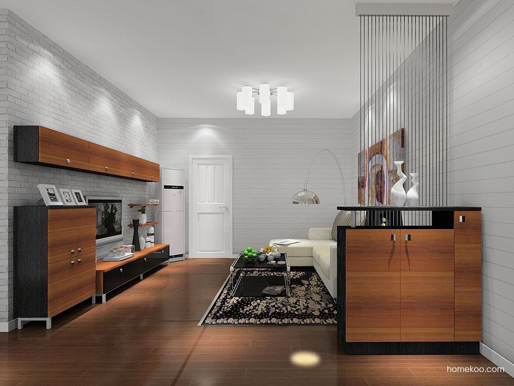 新实用主义客厅家具D13722