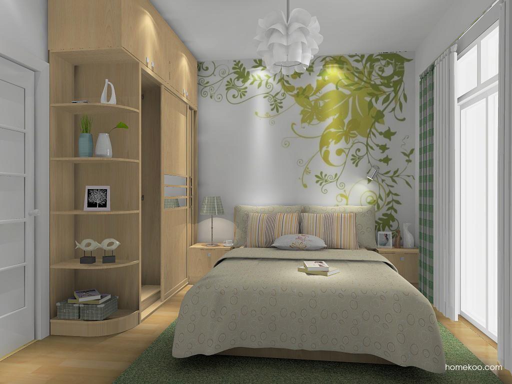 新实用主义卧房家具A14037