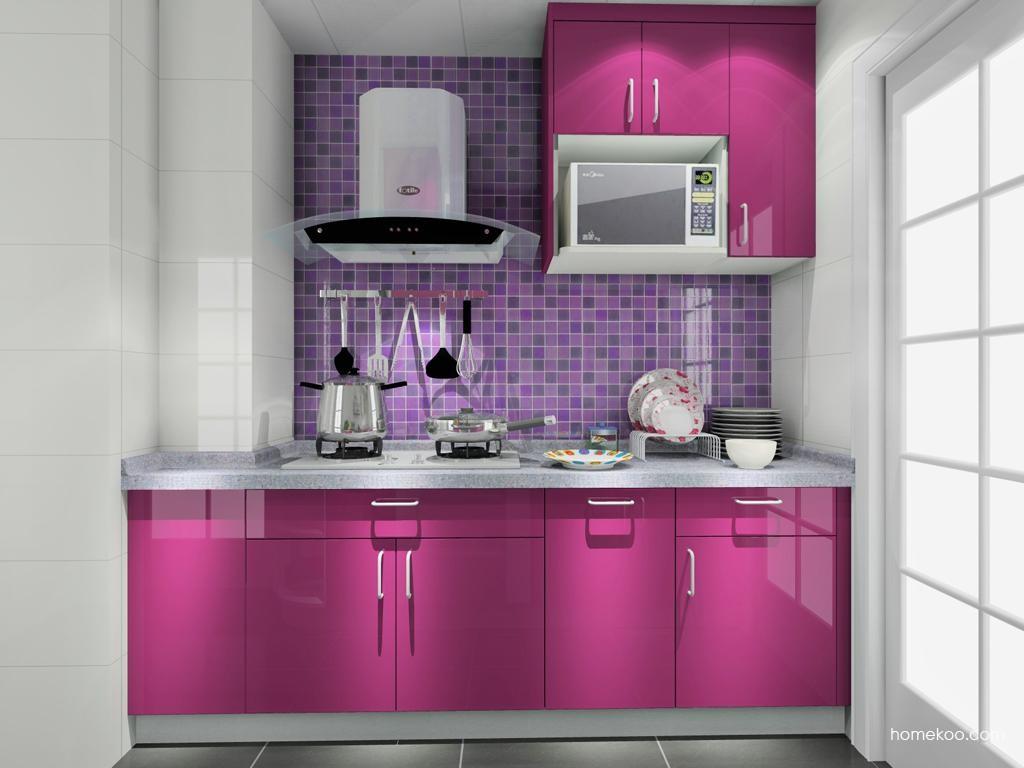 紫晶魅影橱柜F12980