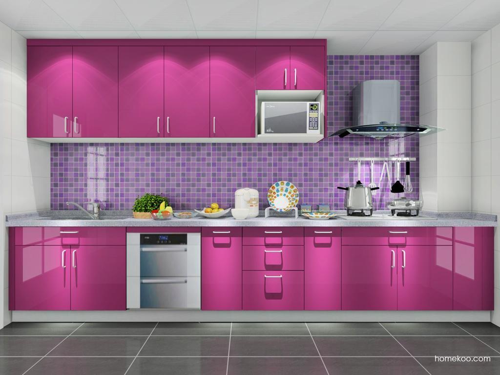 紫晶魅影橱柜F12996