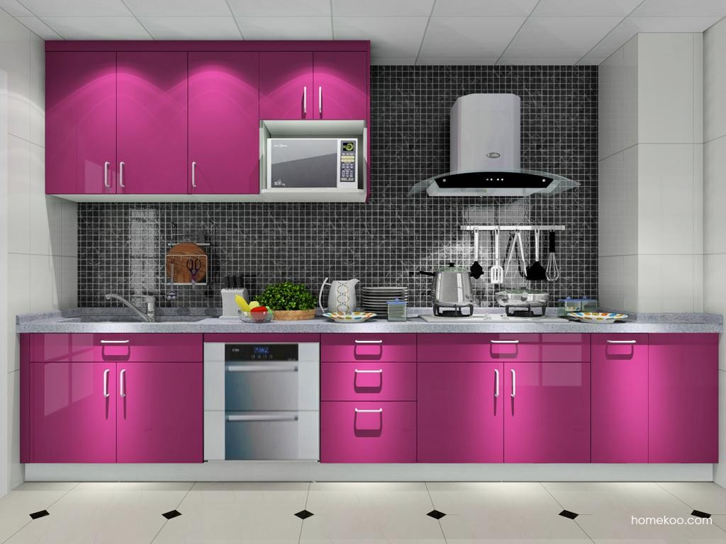 紫晶魅影橱柜F13006