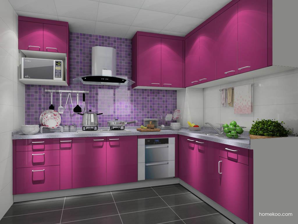紫晶魅影橱柜F13041