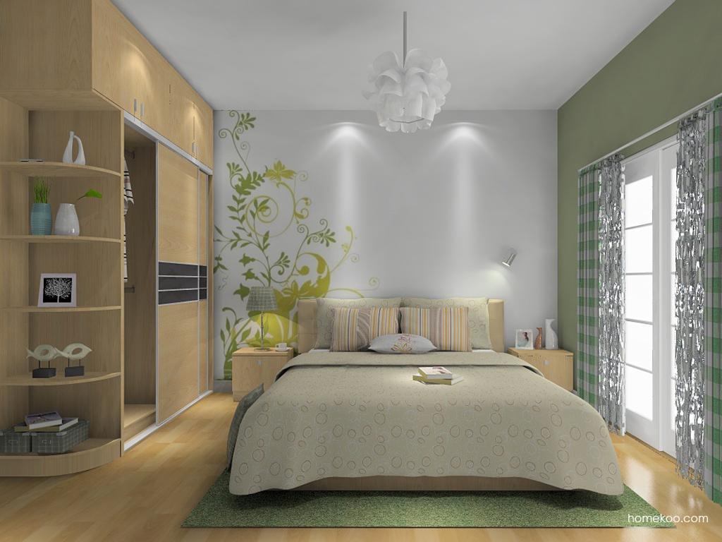 新实用主义卧房家具A14194