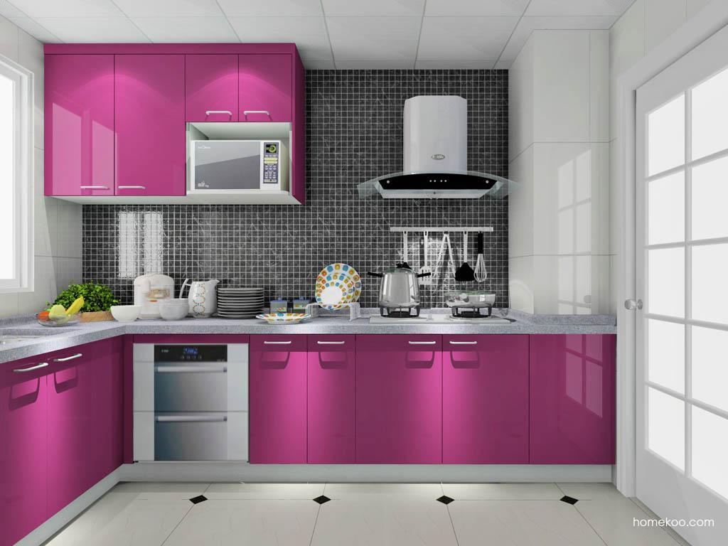 紫晶魅影橱柜F13055